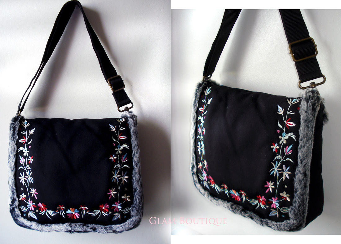 Hand Bags - Glam Boutique